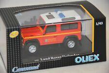 OLIEX OLIEX55240S - Land Rover Defender Marins Pompiers Marseille 1/43