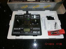 Graupner MC 12  -  40MHz Band  NEU ORIGINAL VERPACKT
