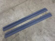 82 92 Camaro Trans Am BLUE DOOR SILLS 84 tpi Firebird GTA Iroc Z28 T5 83 Body by