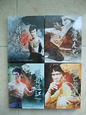 Bruce Lee Collection (Blu-ray) 4 Movies Pack / NOVA