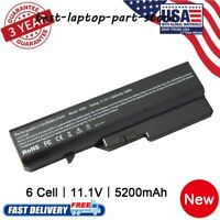 Lot Battery for Lenovo IdeaPad G460 G470 G560 G570 V570 Z470 V470 B570 L09S6Y02