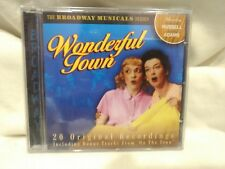 Rare Wonderful Town The Broadway Musicals Series NEW 2004 Prism           cd6918