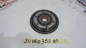 Ingranaggio ruota libera motor gear free wheel suzuki sv 650 03 06