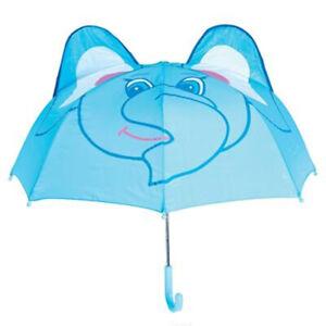 Elephant Umbrella Raining Dry Head Cover Rain Wet Protect Water Grey Animal