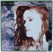 "Belinda Carlisle Summer Rain Go-Gos German 12"""