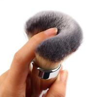 Large Kabuki Facial Powder Brush Powder Foundation Blush Face Contour Brush 9