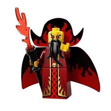 LEGO Minifigures Series 13 Evil Wizard / warlock - suit castle set