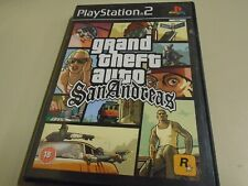 Grand Theft Auto San Andreas - Playstation 2 PS2 Game