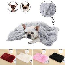 Pet Blanket Dog Cat Warm Blanket Soft Kitten Pad Bed Cushion Mat Mattress