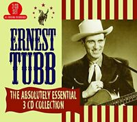 Ernest Tubb - The Absolutely Essential 3 CD Collection