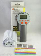 Gardena 1242 automático de riego de jardín Temporizador Riego Programador Controlador