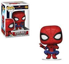 POP! Vinyl: Spider-Man Far From Home Spider-Man Hero Suit