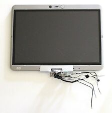 "HP Elitebook 2730p Matte 12.1"" Laptop Screen Assembly w/ Hinge Full Assembly OEM"