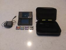 Nintendo DS w/ Case and Charger - 2 Styluses -  4 Games (Cases not included.)