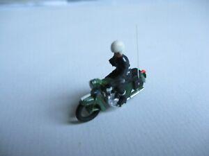 Polizeimotorad, Motorrad 1:87 !!!