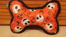 DISNEY THE NIGHTMARE BEFORE CHRISTMAS JACK SQUEAKY DOG BONE  TOY