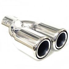Doble Tubo De Escape Silenciador Para Audi 80 90 100 200 TT A1 A2 A3 A4 A5 A6 A7 A8