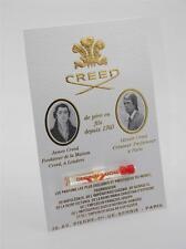 Creed Original Santal Vial Sample 0.05 fl oz 1.5ml New With Card
