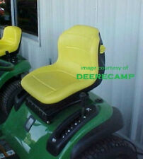John Deere Lumbar seat D100, D105, D110, D120, D130, D140, D150 upgrade