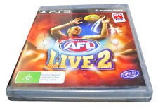 AFL Live 2 Sony PS3 PlayStation 3