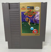 Side Pocket Data East Nintendo Game Cartridge with Dust Cover