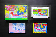 FANTASY ZONE - Nintendo Famicom NES JAPAN Good.Condition