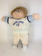 Vintage Cabbage Patch - Baseball - Toronto Blue Jays Outfit