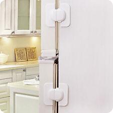 Pro Safety Refrigerator Fridge Freezer Door Lock Latch Catch for Toddler Kids AU