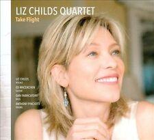 Liz Childs Quartet, Take Flight (feat. Ed MacEachen, D, Audio CD