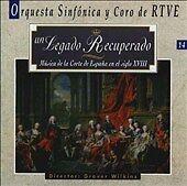 Orquesta Sinf¢nica y Coro de RTVE Vol. 14: Un Legado Recuperado CD N EW