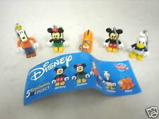 DISNEY MICKEY AND FRIENDS KEY CHAIN COLLECTION 1 TOMY