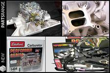 V8 Land Range Rover Weber Edelbrock Carburetor Kit V8 Discovery Defender Cobra