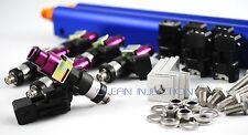fit Nissan 300zx Z31 850cc fuel injectors 1984-1989 VG30 VG30ET VG30DE VG30E BL