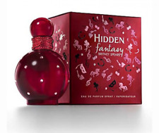 Hidden Fantasy By Britney Spears 100ml Edps Womens Perfume