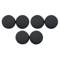 6Pcs Black Earpad Cover Protector for Skullcandy Wireless Grind Headphones