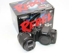 Canon  EOS 500D / Rebel T1i 15.1 MP Digital SLR Camera - Black (Kit w/ EF DC 18-55mm and EF DC 75-300mm Lenses)