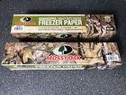 Mossy Oak Gamekeeper Freezer Paper 15 in x 150 feet Heavy Duty Coated NEW Lot 2