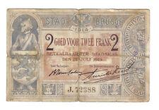 2  FRANK   1915     BRUGGE