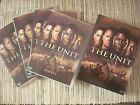 DVD SERIE THE UNIT LA UNIDAD 1ª TEMPORADA 13 CAPITULOS 4 DVDS USADO BUEN ESTADO