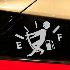 High Gas Consumption Funny Sticker Car Bumper Window Door Decal Car Accessories