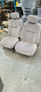 FORD NC FAIRLANE FRONT SEAT (PAIR) 1990-1994 NA NC