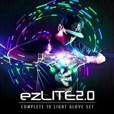 EmazingLights eLite ezLite 2.0 Light Up LED Glow Gloves - As Seen on Shark Tank