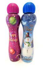 Christmas Bingo Daubers Markers Snowman And Happy Holidays Designs Set Of 2