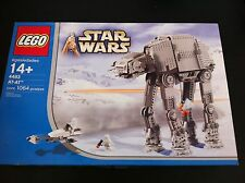 Lego Star Wars Imperial AT-AT set #4483 New, Factory Sealed  Empire Strikes Back