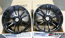 "Rays G07EX (57Xtreme) *Black Wheel Rim 18"" 18x9.5 5x120 for Civic Type R FK8 CTR"