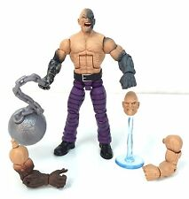 Marvel Legends ABSORBING MAN~  Build-A-Figure BAF~ Hasbro 2015~  Complete~