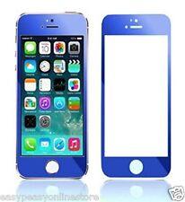 Blue Asahi Tempered Glass Iphone 5 5c 5s SE mobile screen protector Oleophobic