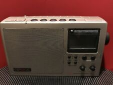 Sangean CC RADIO PLUS DX AM/FM/WEATHER BAND  Works but LCD Display Needs Repair*