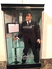"Timeless Treasures Frank Sinatra ""recording years"" 2001 mattel collector"