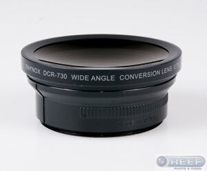 Raynox DCR-730 0.7x Wide Angle Conversion Lens